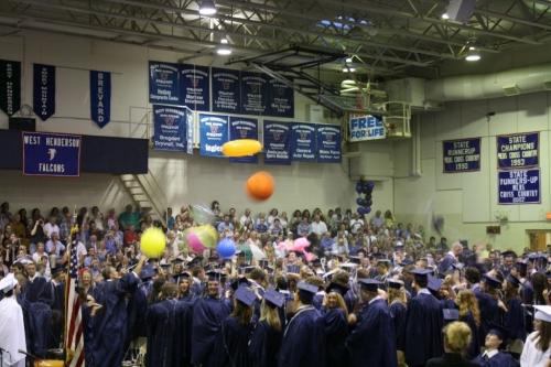WHHS Graduation